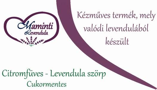 Citromfüves-Levendula cukormentes